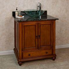 """36"""" Weston Vessel Sink Vanity"""