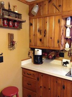 Best Kitchen Cabinet Doors For Knotty Pine Or Painted 400 x 300