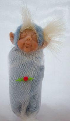 Fantasy ooak art doll #Fairy