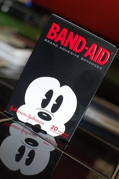 WDW Tips: Part 1 (I have these Band-Aids too...)