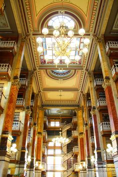 Des Moines Law Library, Iowa, USA