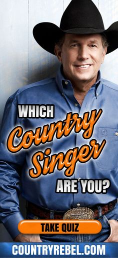 Why Country Music Singer Are You? Take the quiz..of course i was King George.