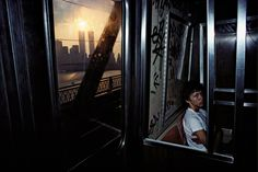 bruce davidson subway photos - Google Search