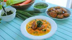 Ezek a legtutibb vega receptek Daniel Fast Recipes, Weekday Meals, Curry, Vegan, Ethnic Recipes, Kitchen, Food, Bulgur, Baking Center