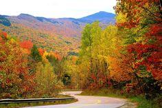 Bolton Access Road - Bolton, Vermont  John H. Knox - Photographer