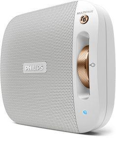 Philips wireless portable speaker BT2600W | Great sound merg… | Flickr