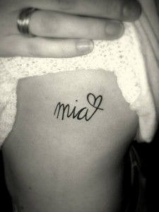 Name Tattoo Ideas; Celebrities, Family, Children, Sports & The Deceased