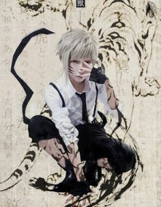Cosplay Bungou Stray Dogs