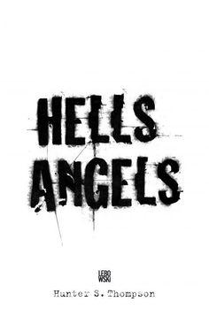 Met Hells Angels heeft Hunter S. Thompson een fantastisch verslag afgeleverd dat niet alleen ongelooflijk informatief is, maar dat door Thompsons sardonische humor ook bijzonder toegankelijk is. Hells Angels - Hunter S. Thompson #lebowski #Thompson #gonzo #classics #boek
