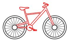 cartoon images bike - Google Search