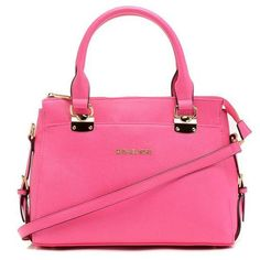 Michael Kors Logo Medium Pink Totes Are High Quality And Cheap Price!