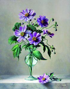 Цветочная красота   Pieter Wagemans . Обсуждение на LiveInternet - Российский Сервис Онлайн-Дневников