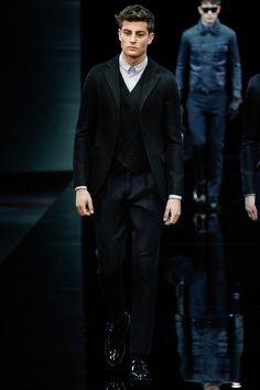 Giorgio Armani   Fall 2014 Menswear Collection   Style.com