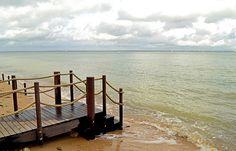 Steps at Osborne Beach - Isle of Wight