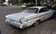 Banker's Hot Rod: 1962 Chrysler 300