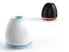 Aroma diffuser with a mood 2D render Jewry high0class