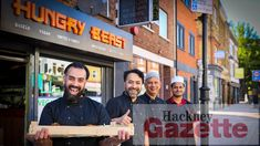A Hackney vegan curry pioneer built a successful take-away restaurant in Dalston during the pandemic, which has proven popular with... Onion Bhaji, Vegan News, Vegan Curry, Vegan Burgers, Indian Kitchen, Influential People, Cool Things To Make, Free Food, Restaurant