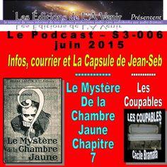 6e émission de la série 3 du Podcast des Éditions de L'À Venir