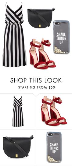 """""""Untitled #77"""" by whoisbea on Polyvore featuring Marc Jacobs, Gianvito Rossi, Victoria Beckham and Kate Spade"""