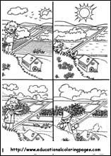 weather coloring pages in spanish - photo#28