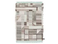 Rectangular rug OLDIE ELEMENT by cc-tapis ®