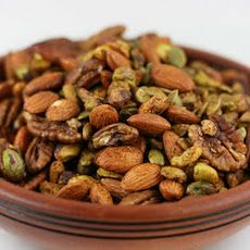 CrockPot Roasted & Spiced Nuts Recipe