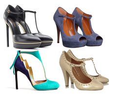 From Momgenerations.com: Fashion Friday: The Great Gatsby Fashion Trends: Rule 7 T Bar shoes