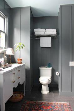 the shingled house finished the boys bathroom laundry in bathroom washroom