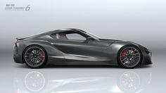 Introducing the 2nd Version of the Toyota FT-1 in Gran Turismo 6 - NEWS - gran-turismo.com