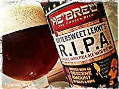 HeBrew Bittersweet Lennys R.I.P.A. #CraftBeer #Beer