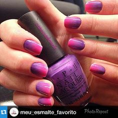 """""""#Repost @meu_esmalte_favorito with @repostapp.・・・ Trabalho lindo By @vanessademelomedeiros """"Unhas da cliente @erikinhagumi . Composição do look: esmalte O.P.I cor: Purple With a Purposa, esmalte O.P.I cor: A Grape a Fit, esmalte Avon cor: Viva Pink, esmalte O.P.I cor: Kiss me I'm Brazilian"""" via @PhotoRepost_app"""" Photo taken by @alexandravicunaperry on Instagram, pinned via the InstaPin iOS App! http://www.instapinapp.com (03/01/2015)"""