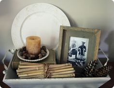 This blog is awesome... Love the fall charger idea
