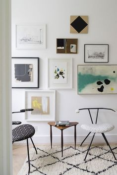 art frames on wall home minimalist elegant display