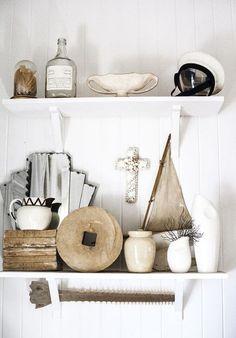 Coastal home decor accessories