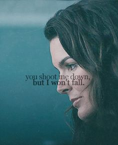 Because Jane is strong like that <3