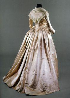 Vestido de Maria Antonieta, 1785