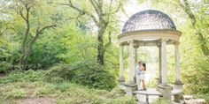 Old Westbury Gardens Engagement Photos • Danielle + Zachary   Raleigh and NYC Wedding Photographer, Mikkel Paige Photography
