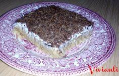 Днес ви предлагаме рецепта за бърза за приготвяне и изключително вкусна ябълкова торта. Много лека и подходяща за сезона. Да ви е сладко, приятели! <3 Tiramisu, Ethnic Recipes, Food, Food Cakes, Eten, Tiramisu Cake, Meals, Diet