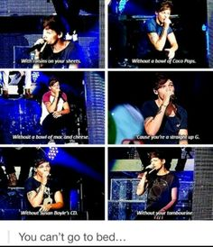 """Why do you love Louis Tomlinson so much?"""