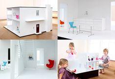 La casa de Arne Jacobsen para niños