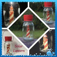 Solar Lights  Solar Mason Jar  Mason Jar Solar by CraftyToucanShop