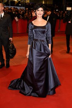 Audrey Tautou - 'Nobody Wants the Night' Premiere in Berlin 02/05/15