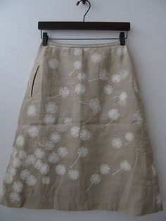 tanpopo skirt / purchase Actual / Mina perhonen old clothes purchase specialty store drop [drop]