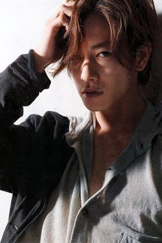 Japanese actor: 佐藤 健 (Takeru Sato) Japanese Men, Japanese Culture, Mixed Guys, Takeru Sato, Korean Celebrities, Asian Actors, Actor Model, Handsome Boys, My Eyes