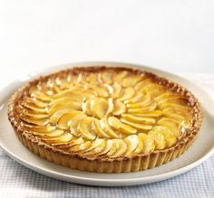 French apple tart - William Shaw/Dorling Kindersley/Getty Images