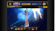 Katy Perry Super Bowl HalfTime - Best Show Ever! - NBC - OnlineOnTheAir.Com