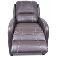 Picture of Thomas Payne by Lippert Components RV Push Back Recliner in color Grantland Doeskin