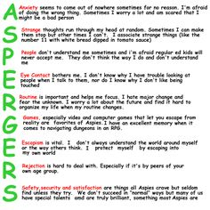 asperger s disorder case study