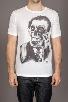 Rook Dali Skull Tee- IF YOU LOVE ME YOU'LL GET ME THIS SHIRT