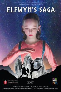We're so excited to present Elfwyn's Saga at Sandy Amphitheater June 20!
